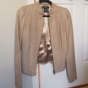 Arden B 100% leather jacket